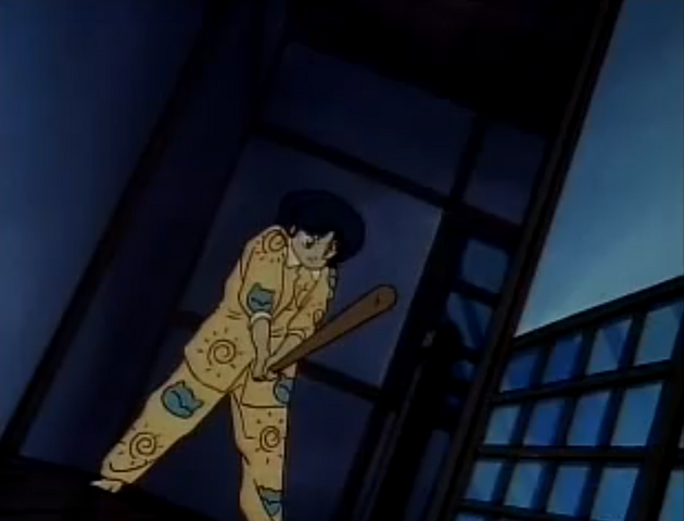 File:Akane armed with bat.png