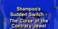 Shampoo's Sudden Switch - The Curse of the Contrary Jewel