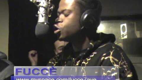 Fuccè performe sur GBC Radio SRC