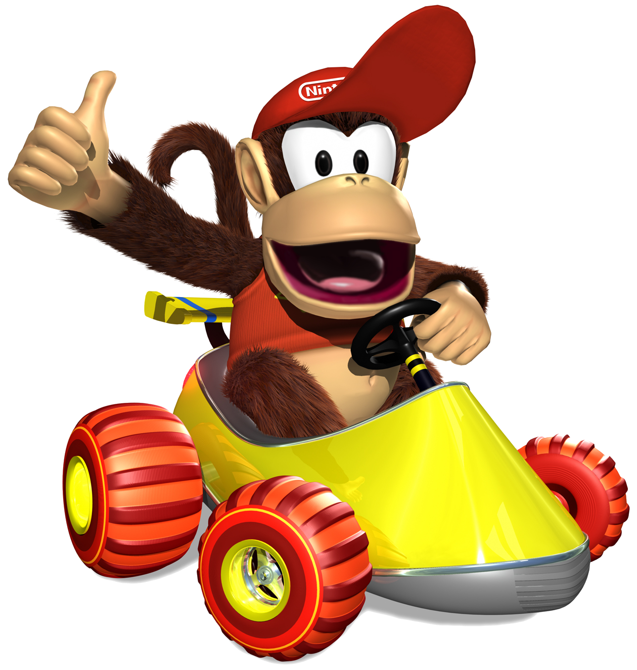 Diddy Kong Racing Characters Diddy Kong Racing ds