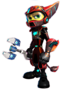Pyronox Armor