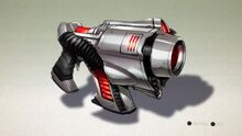 Artwork Weapon Warbot Blaster