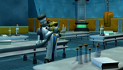 Secret Lab Strangle