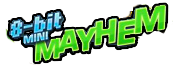 File:8 bit mini mayhem logo.png