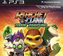 Ratchet & Clank: Todos Para Uno