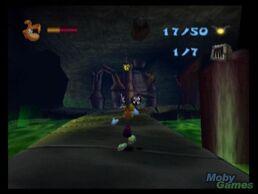 Rayman, The Machine
