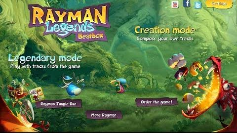 Rayman® Legends Beatbox for Android GamePlay