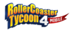 RollerCoaster Tycoon 4 Mobile Logo