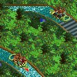 Crocodile Ride RCT2 Icon
