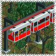Suspended Monorail RCT1 Icon