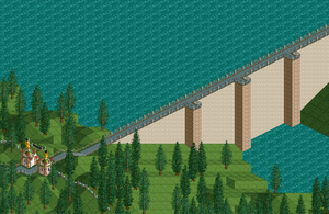 Butterfly Dam RCT1