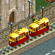San Francisco Tram RCT2 Icon