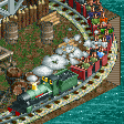 Steam Trains RCT2 Icon