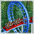 Stand-up Roller Coaster RCT1 Icon