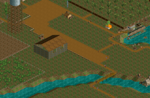Electric Fields RCT2