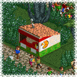 Pizza Stall RCT1 Icon