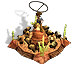 Buffalo Roundabout RCT3 Icon