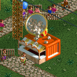 Popcorn Stall RCT2 Icon