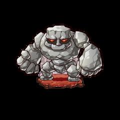 A Stone Golem