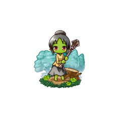 Hobume in the mobile game