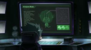 Verde Analysing Lambo