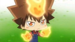 Hyper Monster Tamer Tsuna