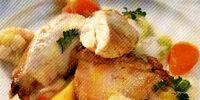 Fricassee Chicken