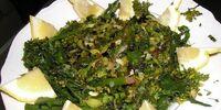 Leeks in Olive Oil