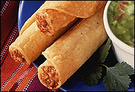 File:Pork Taquitos with Guacamole.jpg