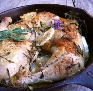 Honey-Lavender-Lemon-Chicken