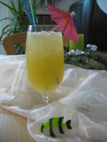 Cocktail rum runner