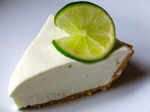 Daiquiri Pie