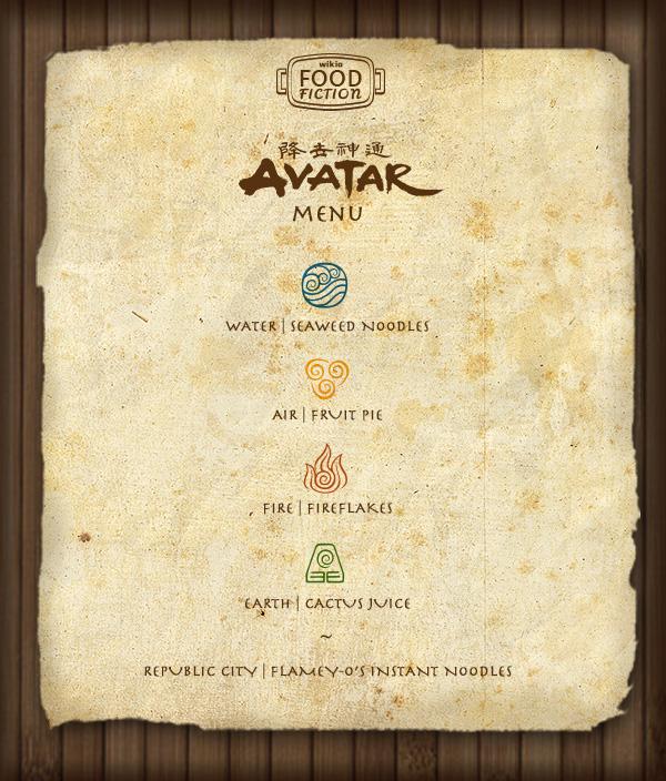FF avatar menu