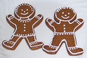 CrispyGingerbreadCookies