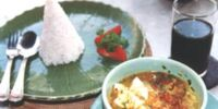 Indonesian Chicken-Peanut Soup