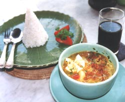 File:Indonesian Chicken-Peanut Soup.JPG