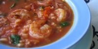 Fat-free Shrimp Soup