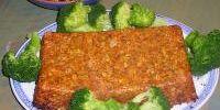 Really Good Vegetarian Meatloaf