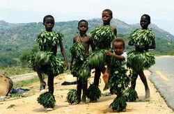 Swazi kids