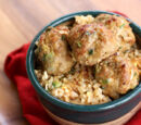 Homestyle Turkey Meat Balls