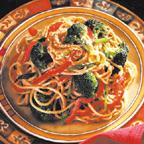Cold Sesame Noodle Salad