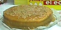 Tarta de pinones