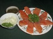DanishGravLaks Cured Salmon