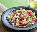 Couscous Bean Salad