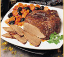 Beef with Prunes