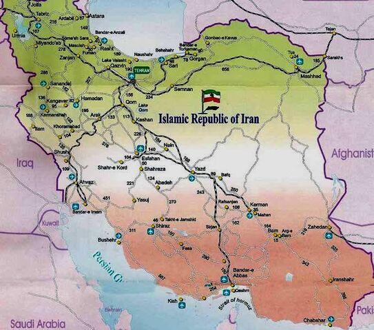File:Map of Iran.jpg