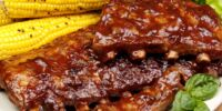 Hickory-smoked Barbecue Ribs