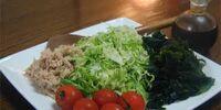 Japanese Cabbage Salad