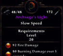 Archsage's Light