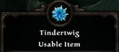 Tindertwig smaller